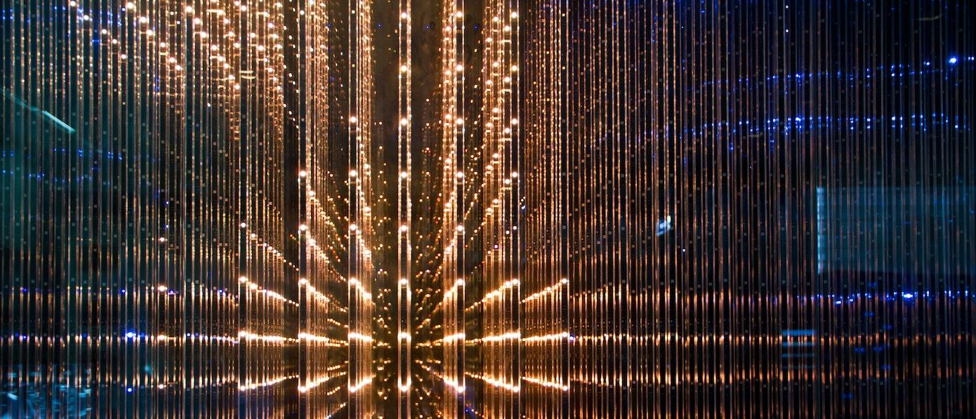 LED screen macro