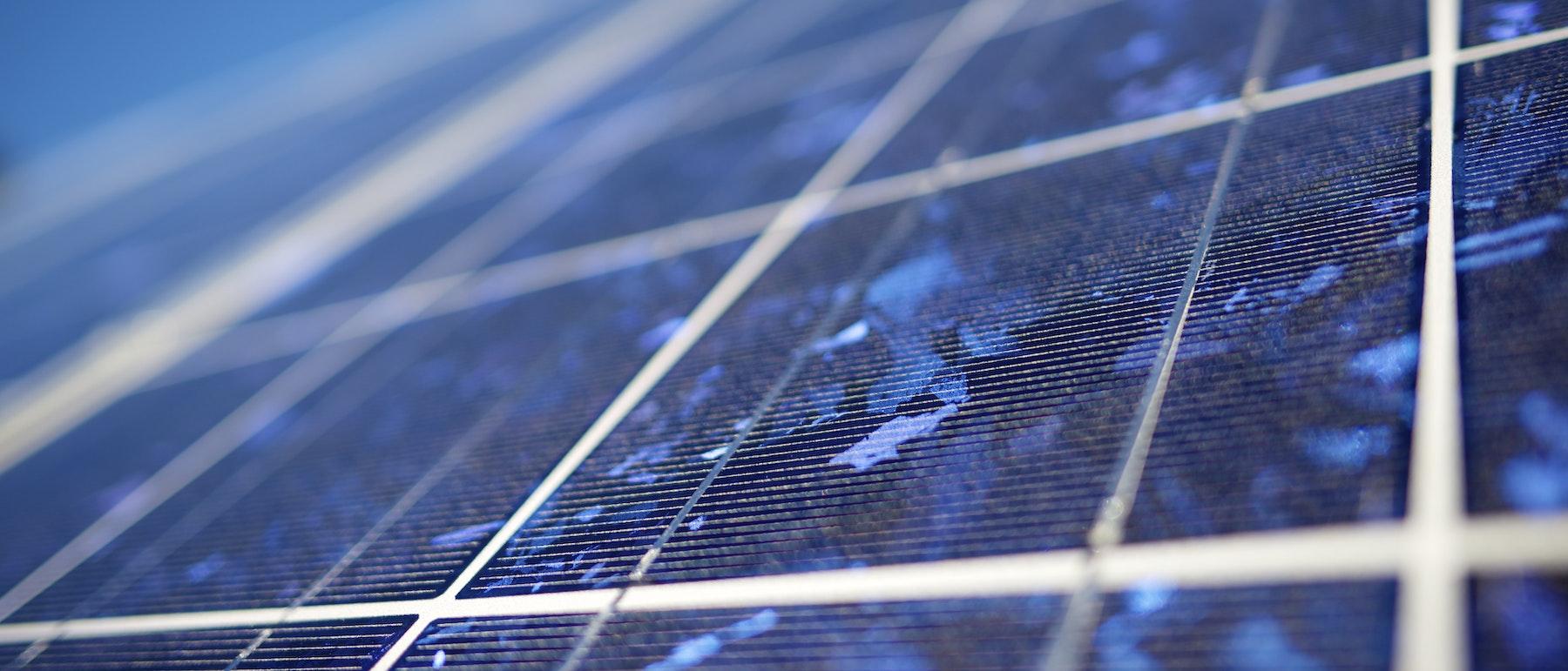 Macro solar panel