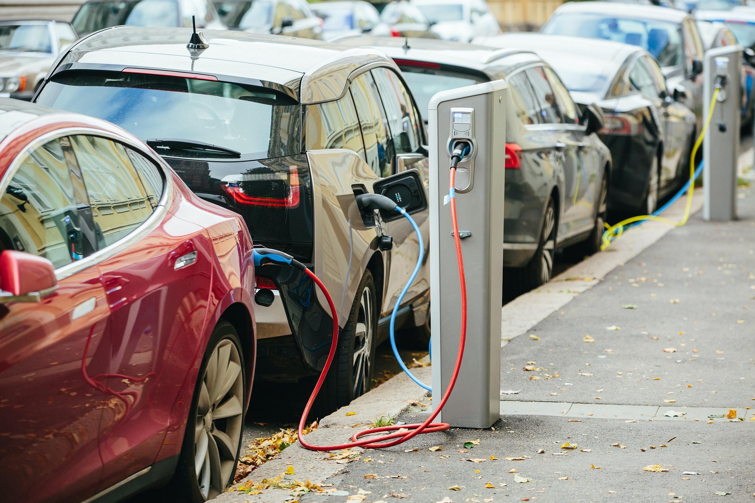 Electric Vehicles Analysis Iea
