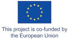 Eu Emblem Cofunded Down - logo